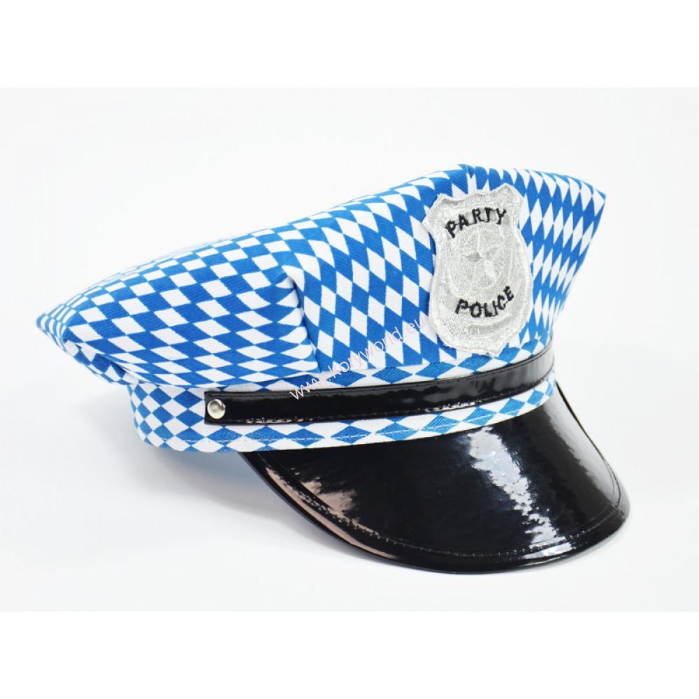 45e644791 Policajná čiapka na párty pre zábavu