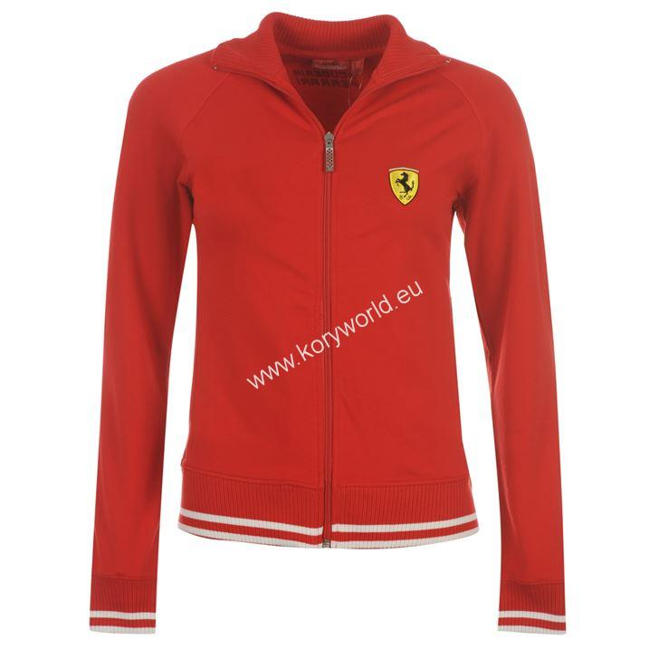 Ferrari Scuderia Zip Sweater